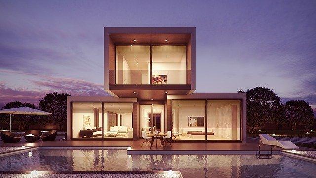 zorganizowany dom