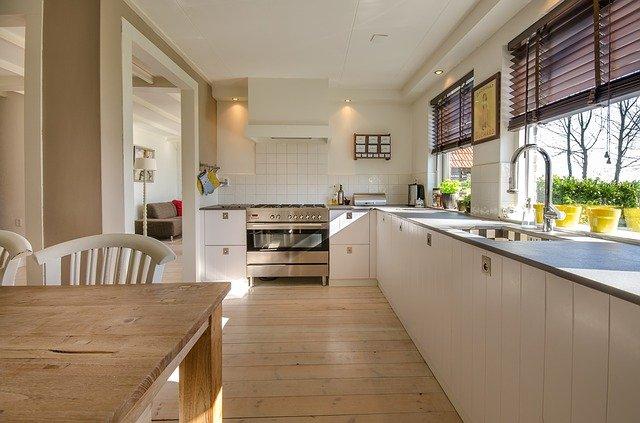 pomysł oświetlenie w kuchni